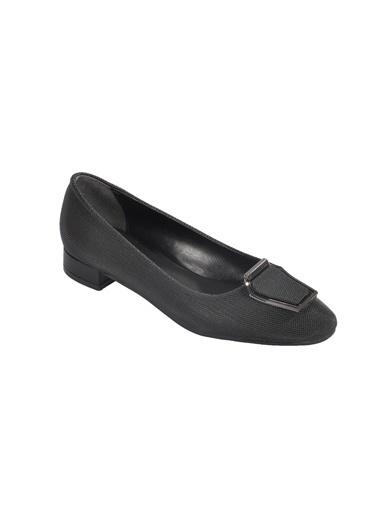 Maje 2335 Siyah Kadın Topuklu Ayakkabı Siyah